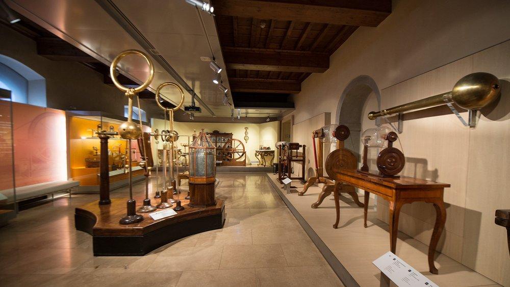 museum galilei italian scientist inventions for children