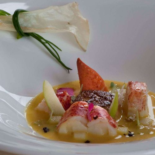 Il Pellicano Restaurant Beautiful Dish