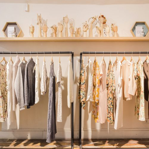 little boutique luxury clothes dresses and collections