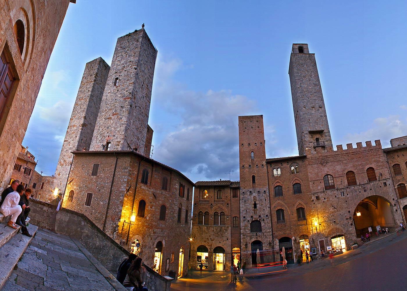 San Gimignano in un giorno: cosa vedere nel borgo medievale Patrimonio Unesco