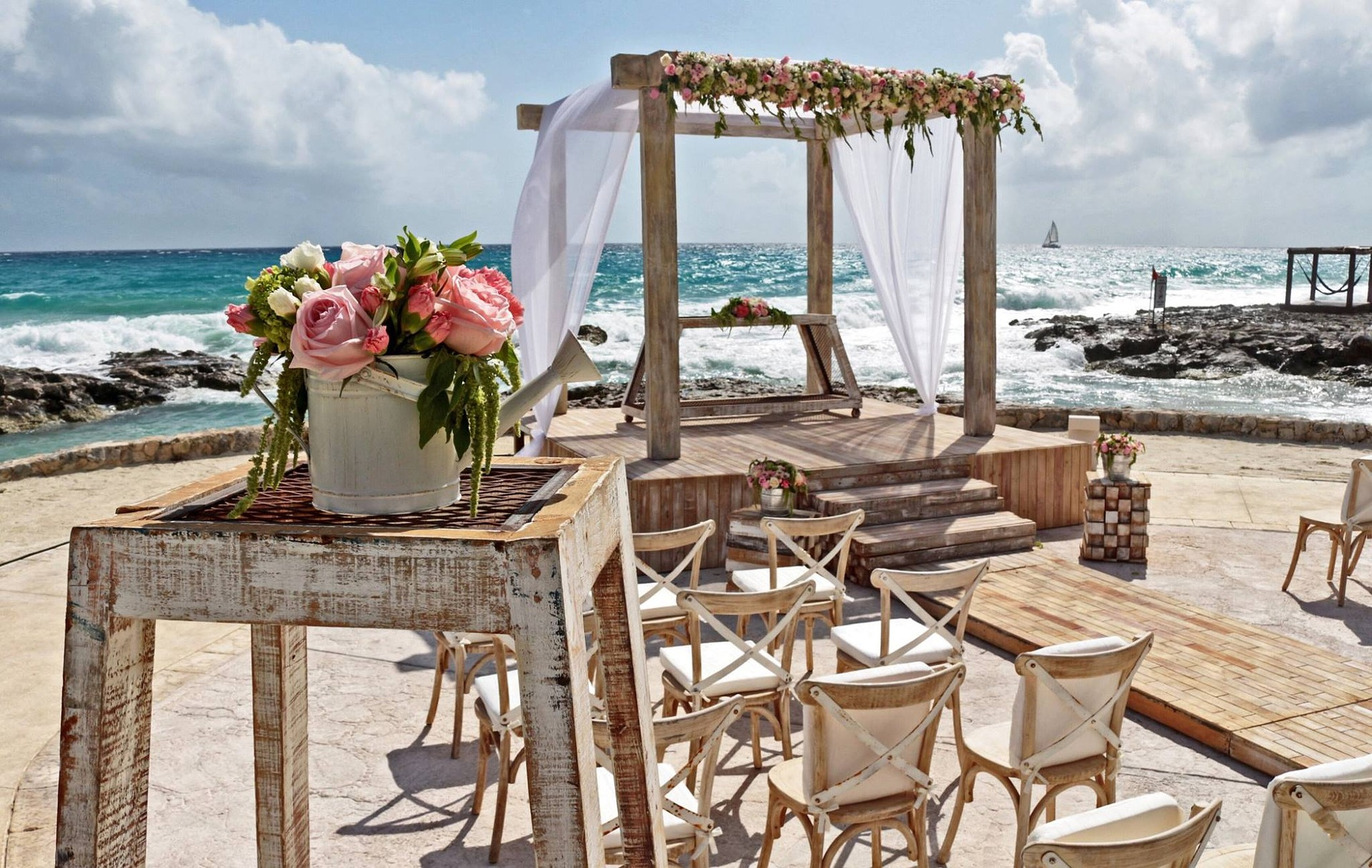 destination wedding in tuscany