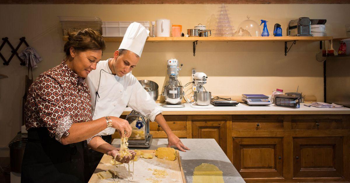 borgo pignano cooking classes in tuscany
