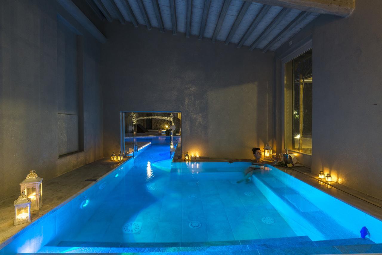 cortona resort spa con terme in toscana