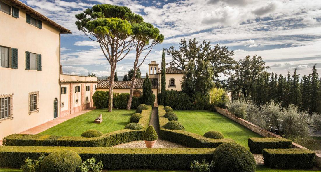 Sleep in a Castle in Tuscany Castello Del Nero