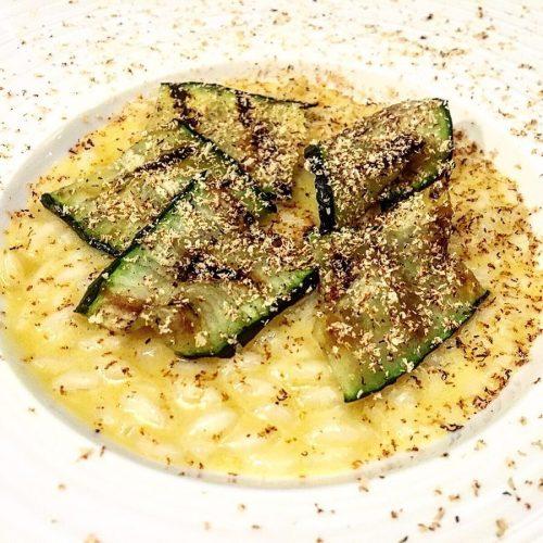 Piatto gourmet Ristorante Giglio