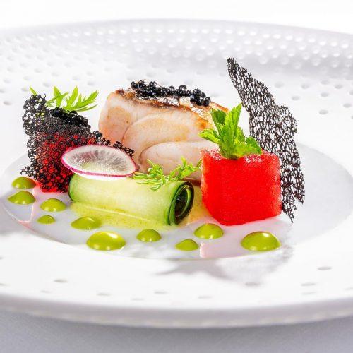Secondo di pesce ristorante Arnolfo