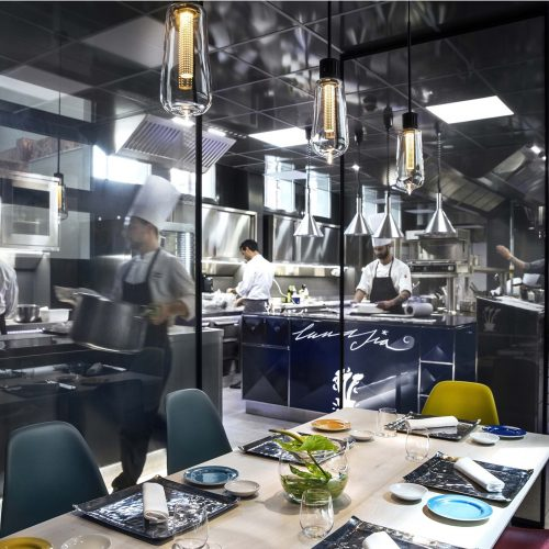 Cucina-a-vista-Ristorante-Lunasia