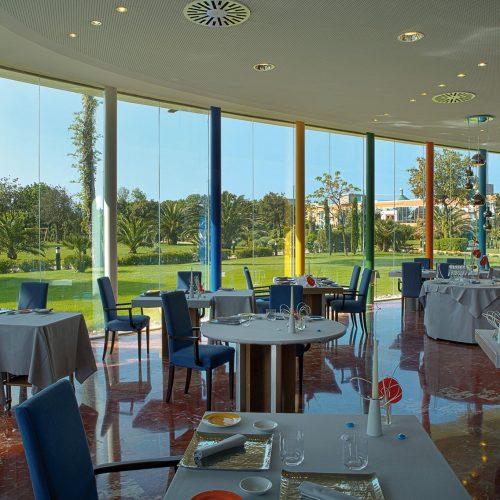 Sala ristorante Lunasia