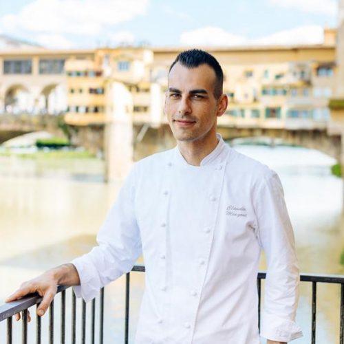 Claudio Mengoni Chef