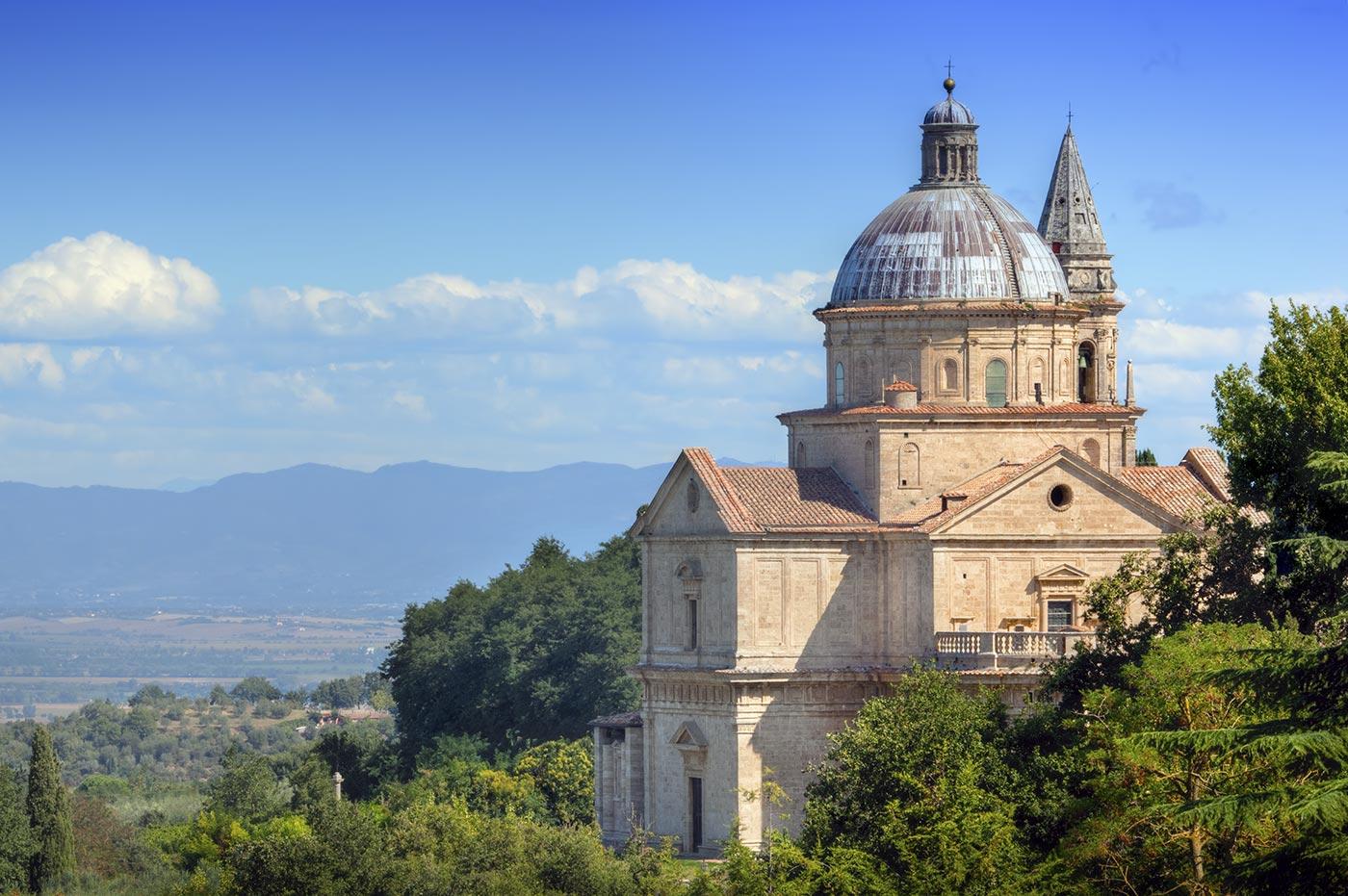 Chiesa San Biagio Montalcino