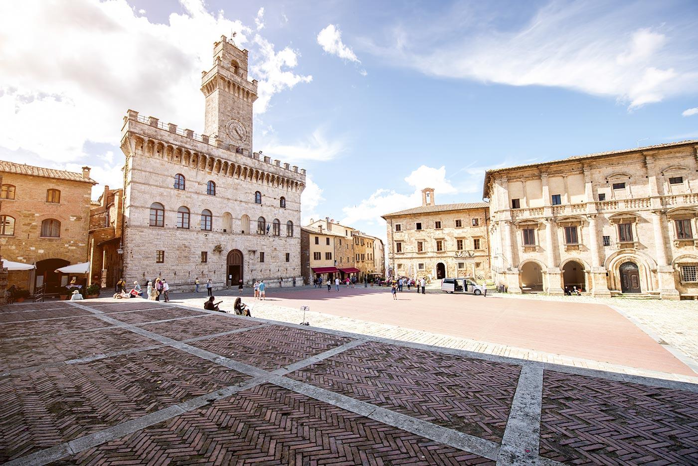 Palazzo Comunale Montepulciano